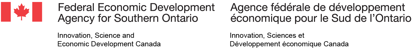 Federal Economic Development Agency for Southern Ontario logo